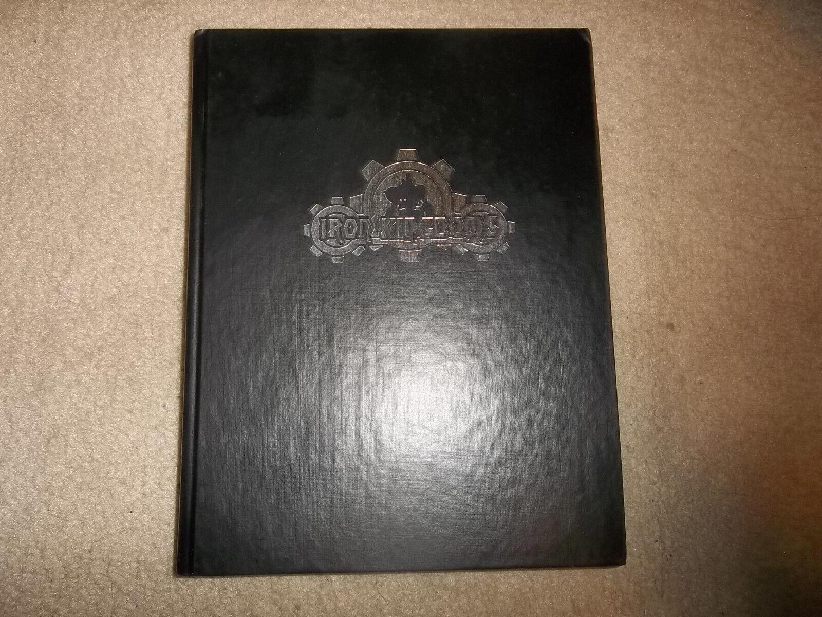 Iron redoms RPG  1st Ed World Guide specialee edizione  ordina adesso