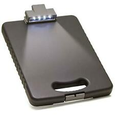 Officemate Oic Deluxe Lettera4 Size Tablet Clipboard Case With Led Light