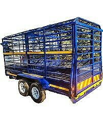 CATTLE, CAR AND LUGGAGE TRAILERS FOR HIRE THOHOYANDOU