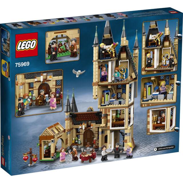 LEGO Harry Potter Hogwarts Astronomy Tower - Model 75969 (9+ Years)