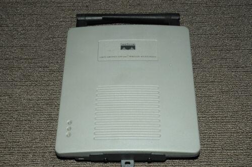 Cisco AIR-AP1231G-A-K9 Aironet Wireless Access Point With Antennas 1YrWty TaxInv