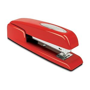 Swingline Limited Edition Series 747 Rio Red Business Office Space