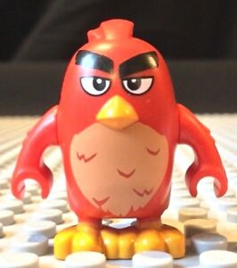 75825 Red Bird LEGO The Angry Birds Movie Minifigure