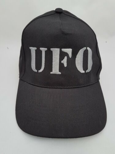 UFO Embroidered base ball cap hat