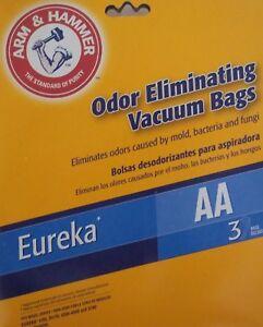 Arm Amp Hammer Eureka Odor Eliminating Allergen Vacuum Bags