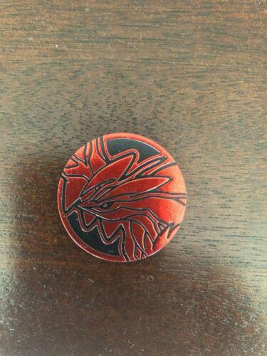 Pokemon TCG Yveltal Collectible Coin