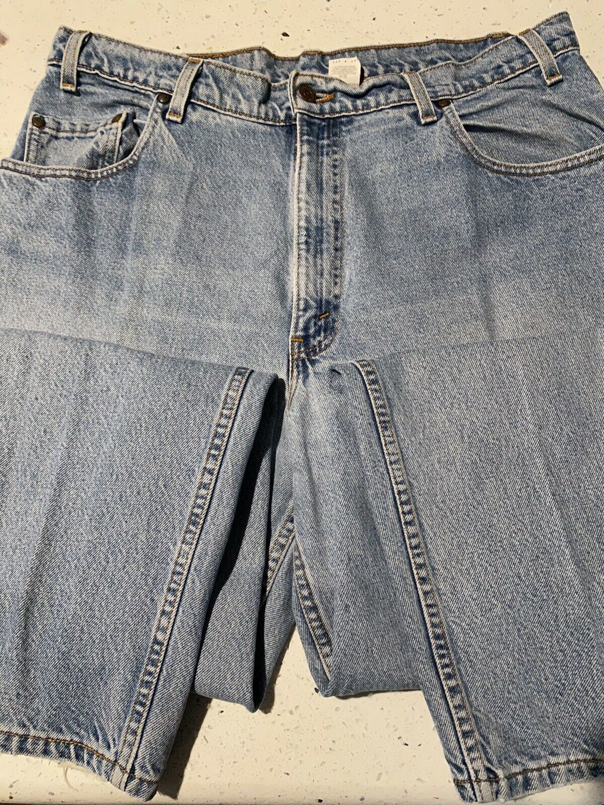 Vintage Levis (Brown Tab) Made In USA - image 5
