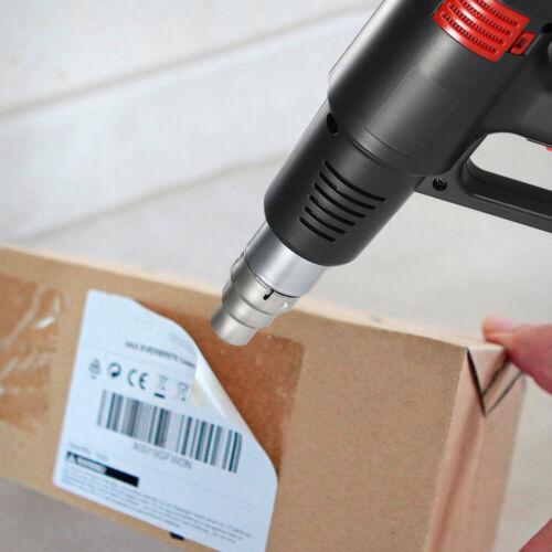 Hot Air Gun 2000W Electric Adjustable Temperature Industrial Fast Heating J3W9