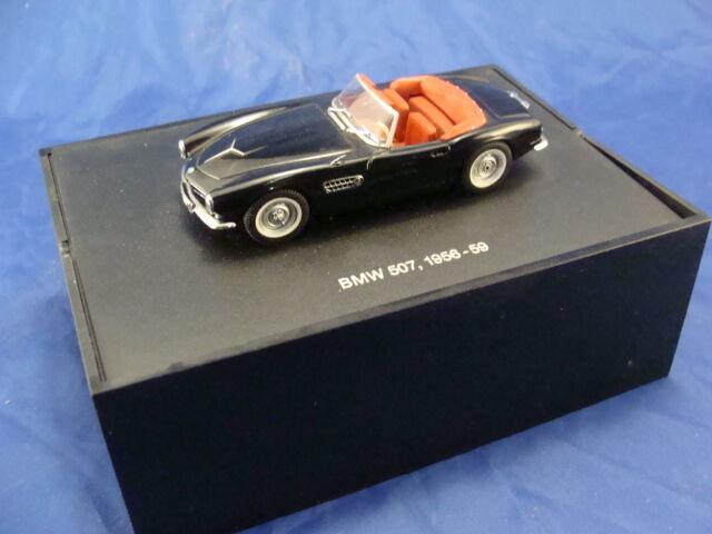MODELLINO BMW COFANETTO BMW 507 MINI CHAMPS BOX
