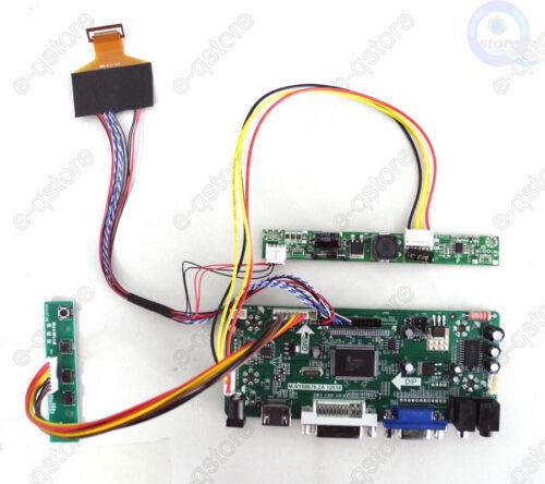 Controller Board Monitor Kit for LCD 1280X800 LP133WX3-TLA6 HDMI+DVI+VGA+Audio