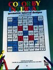 Color by Interval, Bk 1: Geometric Interval Designs by Sharon Kaplan (Paperback / softback, 1989)