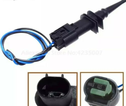 Ambient Temperature Sensor AIT With Connector For BMW  E39 65816905133