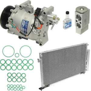 A//C Compressor /& Component Kit UAC KT 4430 fits 06-11 Honda Civic 1.8L-L4