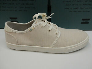 Toms Mens Carlo Sneakers Natural Birch