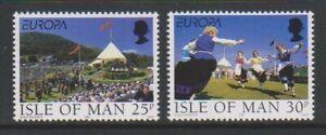 Isle Von Mann - 1998, Europa. Festivals Set - MNH - Sg 817/18