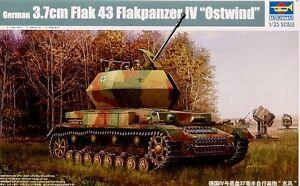 Trumpeter-1-35-3-7cm-Flak-43-Flakpanzer-IV-Ostwind-1520-01520-Sealed-Sealed