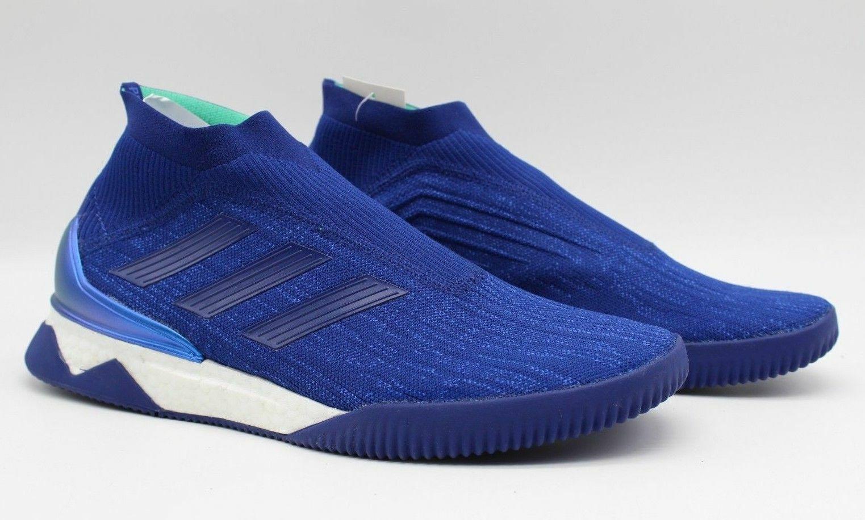 Adidas Predator Tango 18+ TR Boost Hi Res bluee cm7687 shoes 18.1 Mens