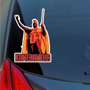 King-Kamehameha-Hawaiian-Islands-vinyl-sticker-Honolulu-Hawaii-Warrior-Chief-808