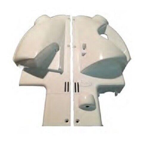 Scocca Sx E Dx Di Colore Bianco Didiesse Frog Codice Fr002 Ricambi Macchinetta C