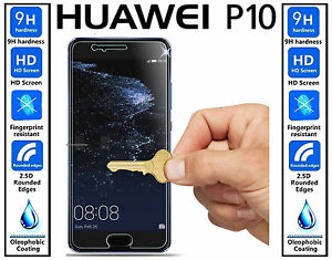 Genuine-100-TEMPERED-GLASS-Invisible-Ultra-HD-Screen-Protector-For-Huawei-P10