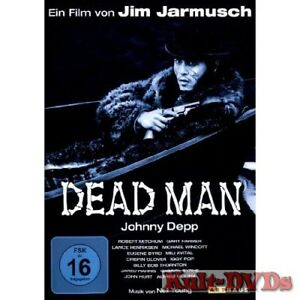 Dead-Man-DVD-Johnny-Depp-Robert-Mitchum-Regie-Jim-Jarmusch-Neu-OVP