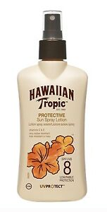 Hawaiian-Tropic-proteccion-solar-spray-locion-SPF-8