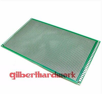 9*15CM 2.0mm Single HASL PCB Universal Board Circuit Board 1.6MM thick