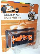 McLaren M7C Bruce McLaren 1969 1-43 Scale New in Carded Blister