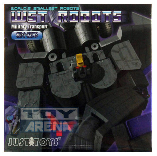 WST Astredrain - Military Transport (e-Hobby color Grey Purple)