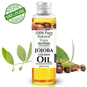 100-PURE-GOLDEN-JOJOBA-OIL-CARRIER-VIRGIN-RAW-NATURAL-COLD-PRESSED-UNREFINED