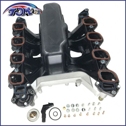 Upper Intake Manifold w// Gaskets for Ford E-Series F-Series Pickup Truck 5.4L V8