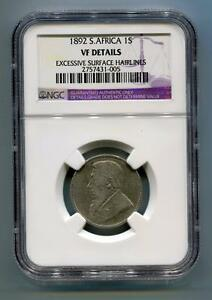 South-Africa-Zar-NGC-Certified-1892-Kruger-1-Shilling-VF-Coin