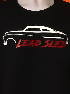 Sizes 0 to 5XL Mercury Lead Sled Muscle Car Shirt//Hoodie