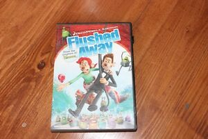 Flushed Away (DVD, 2007, Widescreen Version) 97361176826 ...