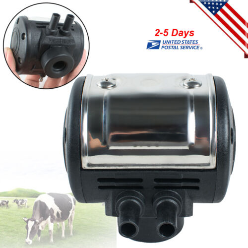 L80 Pneumatic Pulsator for Cow Milker Milking Tool Dairy Farm Milker Perfect
