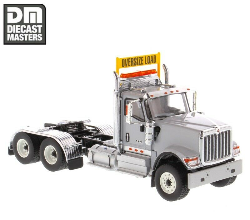 1 50TH DIECAST MASTERS INTERNATIONAL HX520 DAY CAB TANDEM 71005 Trailer Head