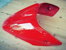 Coprisella monoposto Ducati Monster 696 - 796 - 1100 Rosso