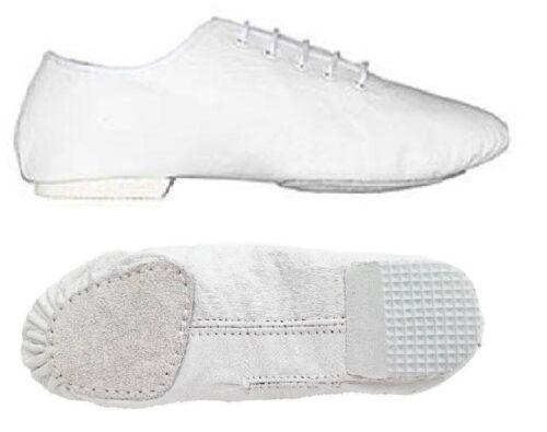 Jazz Modern Dance Shoes Leather Split Sole