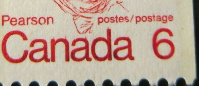 CANADA STAMPS #586a  MINT 1974