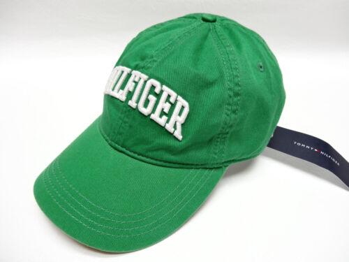 Tommy Hilfiger men TH Ivy League Classic Sport Cap Baseball Adjustable hat NEW
