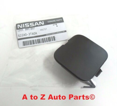 NEW 2013-2015 Nissan Altima 4DR Front Bumper Tow Eye Hook Access Cover Cap,OEM