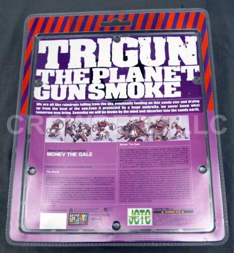 Voilà la Gale Sub-Zero attaque Trigun Planet Gun Smoke Diamond Comic exclusif