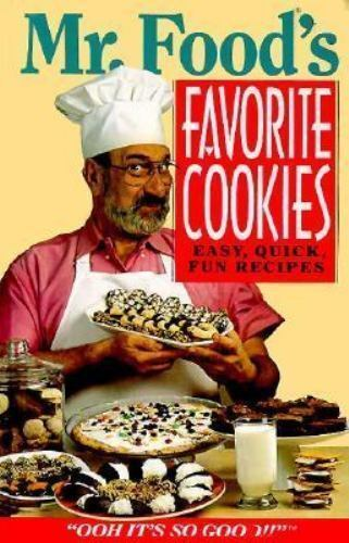 Mr foods favorite cookies easy quick fun by art ginsburg 1994 mr foods favorite cookies easy quick fun by art ginsburg 1994 hardcover new 9780688134785 ebay forumfinder Image collections