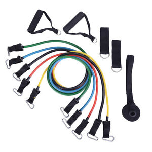 11pcs-Resistance-Bands-Set-Exercise-Fitness-Tube-Workout-Bands-Strength-Training