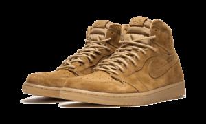 Wild casual shoes NIB NIKE Mens 10 AIR JORDAN 1 RETRO HIGH OG 555088 011 TAN LIFESTYLE SHOES Price reduction