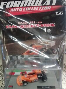MARCH-761-HANS-JOACHIM-STUCK-1976-FORMULA-1-AUTO-C-156-MIB-1-43-DIE-CAST