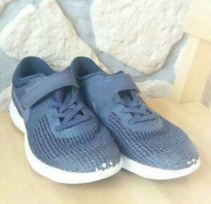 Turnschuhe Details Nike 35 Sneaker Kinder GR Schuhe zu Dunkelblau Laufschuhe 7gvb6yYf
