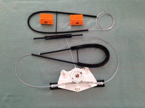 Window Regulator Repair Kit Front Right Door For Audi A4 B6//B7 2002-2008