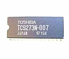 TOSHIBA TC9273N-007 DIP-28 ANALOG SWITCH ARRAY ICs