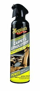 carpet cleaner upholstery deep cleaning remove stains odors car spray care mats ebay. Black Bedroom Furniture Sets. Home Design Ideas